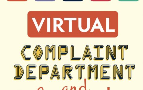 "_Virtual Complaint Department and Lemonade_  is the first virtual play to be performed in BHS. It proposes many changes to the students. ""We can still create and have a fun time even if we aren't physically together,"" BHS senior Ethan Pedersen said."